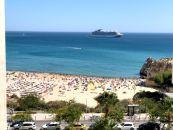 Praia da Rocha T1 com vista mar 13